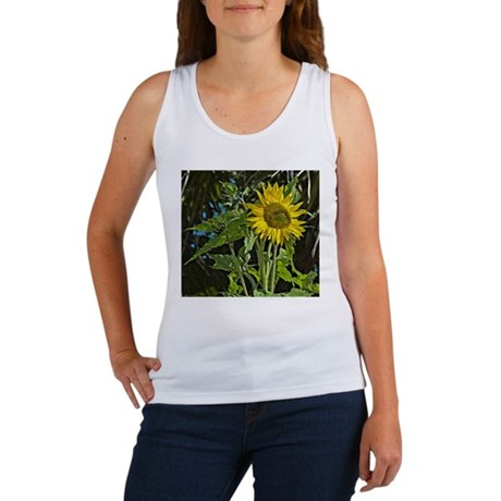 Sunflower Tank Top