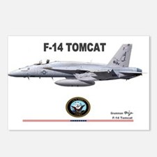 Tomcat! F-14 Postcards (Package of 8)