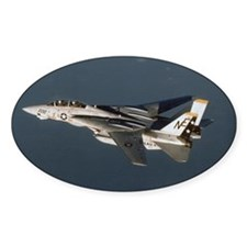 F-14 Tomcat Oval Decal