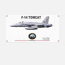 Tomcat! F-14 Banner