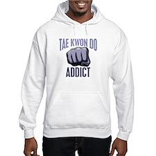 Tae Kwon Do Addict Hoodie