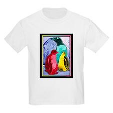 Cute Art penguins T-Shirt