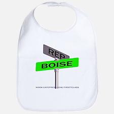 REP BOISE Bib