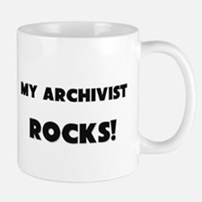 MY Archivist ROCKS! Mug