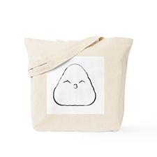 Kissy Onigiri Tote Bag