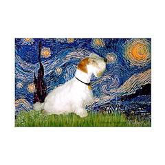 Starry Night/Sealyham L1 Posters