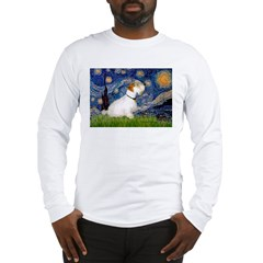 Starry Night/Sealyham L1 Long Sleeve T-Shirt
