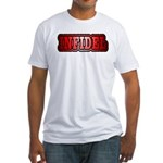 Retro Infidel Fitted Tee Shirt