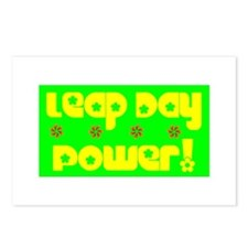 Leap Day Power! Postcards (Package of 8)