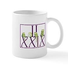 229 In Roman Numerals Mug Mugs