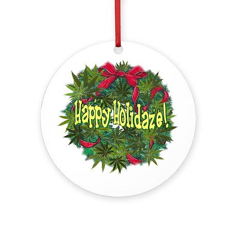 dazed 3 Ornament (Round)