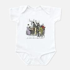 Pride & Prejudice Ch 6, Hugh Infant Bodysuit