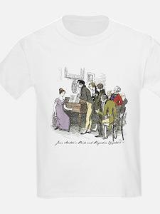 Pride & Prejudice Ch 6, Hugh T-Shirt