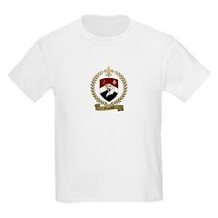 REGNAULT Family Crest Kids T-Shirt