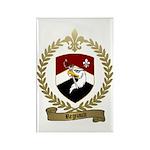 REGNAULT Family Crest Rectangle Magnet (100 pack)