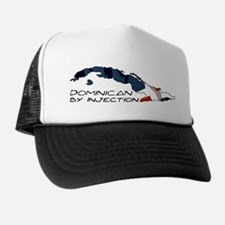 Dominican By Injection-D3 Trucker Hat