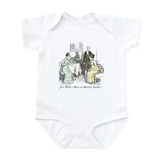 Pride & Prejudice Ch7 Infant Bodysuit
