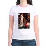 Accolade/Sealyham L1 Jr. Ringer T-Shirt