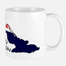 Dominican By Injection-D4 Mug