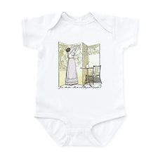 Pride & Prejudice Ch 8 Infant Bodysuit
