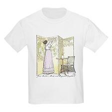 Pride & Prejudice Ch 8 T-Shirt