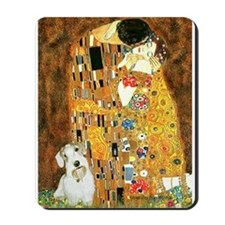 The Kiss/Sealyham L2 Mousepad