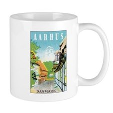 Aarhus Danmark Mug
