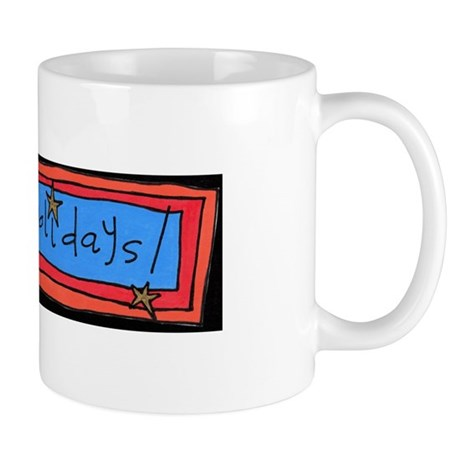 Happy Holidays - Mug