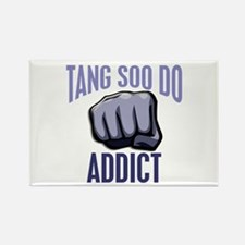Tang Soo Do Addict Rectangle Magnet