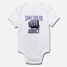 Tang Soo Do Addict Infant Bodysuit