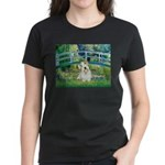 Bridge/Sealyham L2 Women's Dark T-Shirt