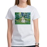 Bridge/Sealyham L2 Women's T-Shirt