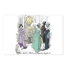 Pride & Prejudice Ch 10 Postcards (Package of 8)