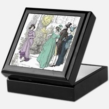 Pride & Prejudice Ch 10 Keepsake Box