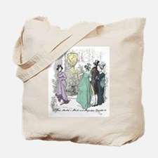 Pride & Prejudice Ch 10 Tote Bag