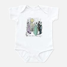 Pride & Prejudice Ch 10 Infant Bodysuit
