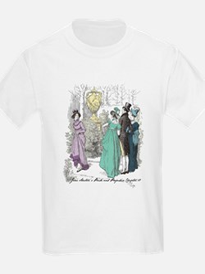 Pride & Prejudice Ch 10 T-Shirt