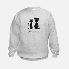 GHS-Kitten & puppy-Sweatshirt