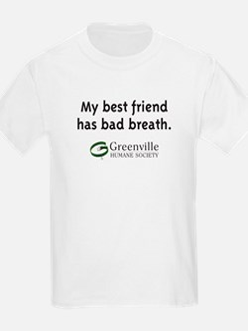 GHS-Bad Breath-T-Shirt