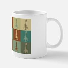 Mandolin Pop Art Mug