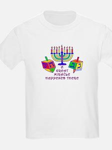 Kids Hanukkah t-shirt
