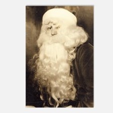 Scary Santa Postcards (Package of 8)