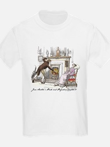 Pride & Prejudice Ch 11 T-Shirt