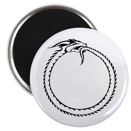 """Ouroboros Symbol 2.25"""" Magnet (10 pack)"""