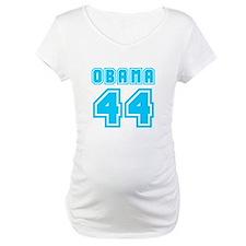Obama 44 Light Blue Shirt