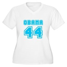 Obama 44 Light Blue T-Shirt