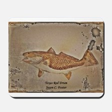 Red Drum Mousepad
