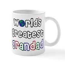 World's Greatest Grandad! Small Mug