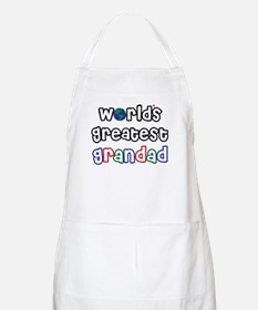 World's Greatest Grandad! BBQ Apron
