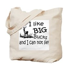 BIG Bucks Tote Bag